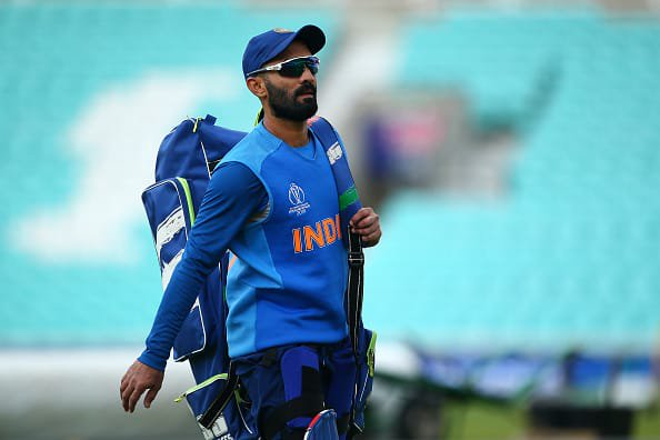 Dinesh Karthik responds with unconditional apology after violating BCCI clause