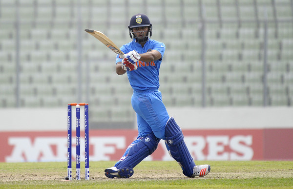 Rishabh Pant stresses on focusing on his own game and improving everyday