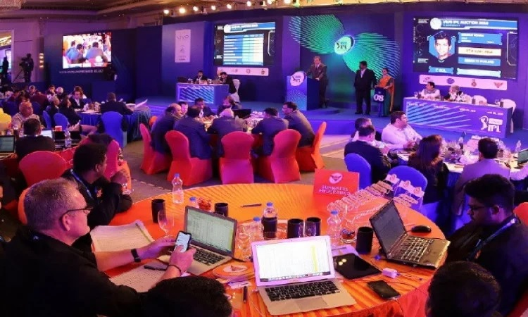 IPL 2021 Auction live streaming: When and where to watch