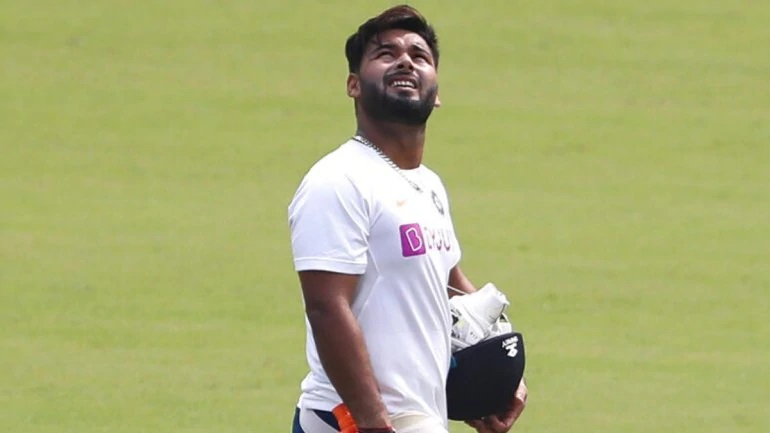 Rishabh Pant released from India's Test squad to play in Syed Mushtaq Ali Trophy