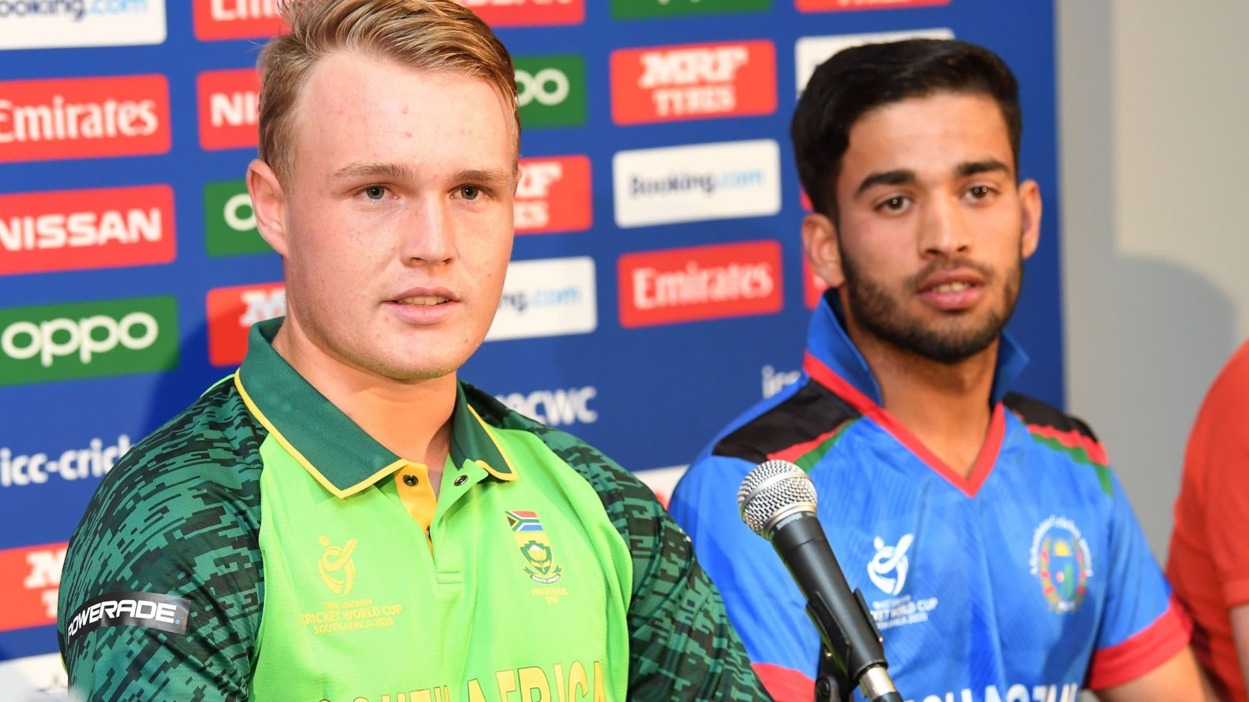 ICC Under-19 World Cup 2020: South Africa and Afghanistan kick off proceedings