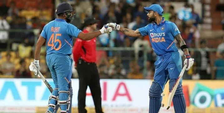 """There's always a defining pair and in the modern era, its Rohit and Virat for India for sure"""