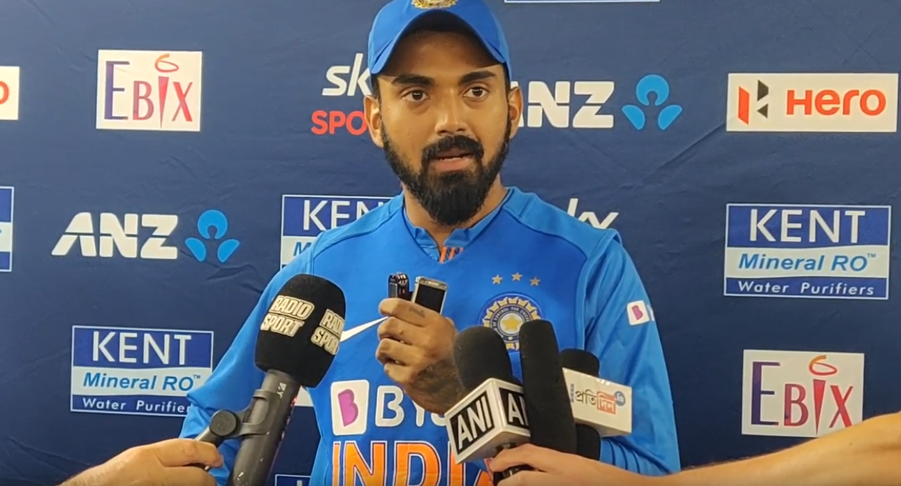 VIDEO: 'It was a special feeling leading the country' says KL Rahul