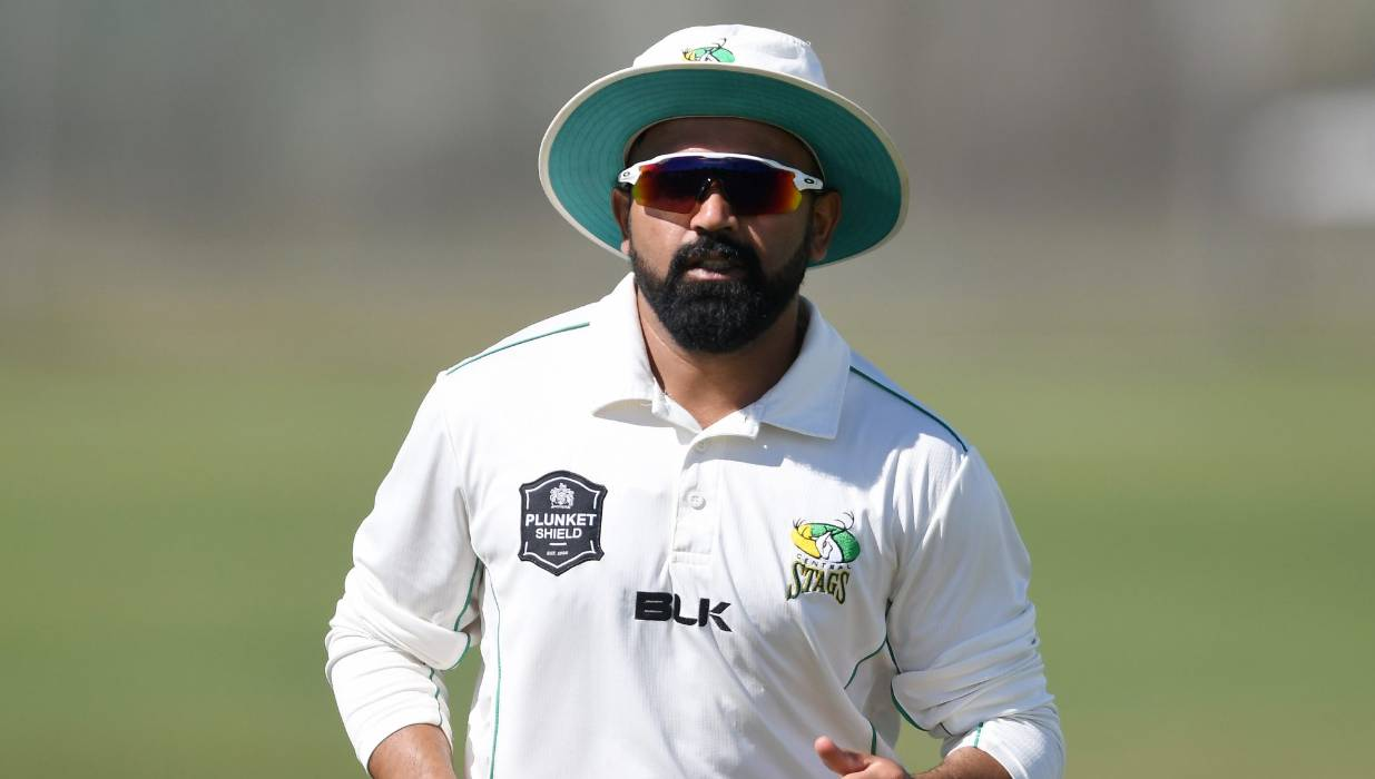 Ajaz Patel refuses to be just a back-up option
