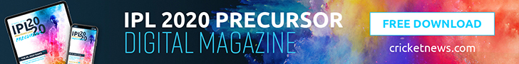 Download the IPL 2020 Precursor Magazine for FREE!