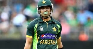 Umar Akmal has received a three-match-ban by the PCB