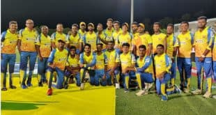 The Dindigul Dragons were champions of the TNPL in 2019