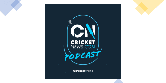 Latest: The CricketNews.com Podcast- Season 1