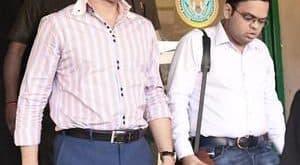 BCCI Chief Sourav Ganguly & Secretary Jay Shah