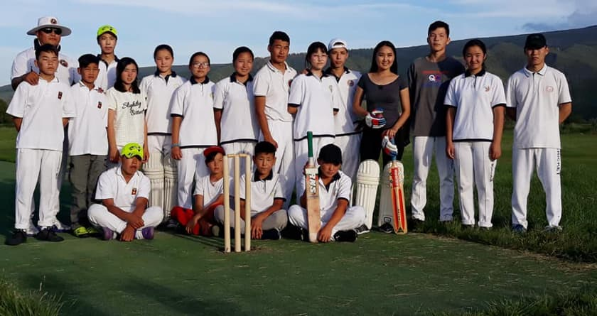FEATURE: Cricket in the land of Genghis Khan