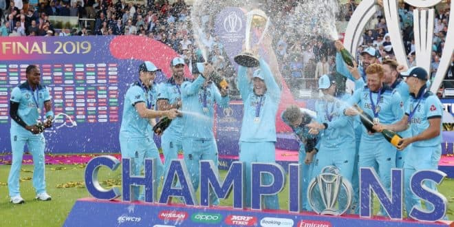 This Day That Year: Thought we were dead & buried: Morgan recalls 2019 WC final