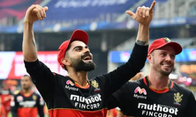 IPL 2020: Padikkal, ABD and Chahal star as RCB begin campaign with a win