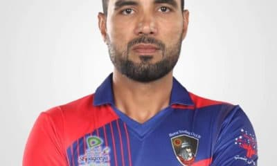 Afghanistan batsman Najeeb Tarakai succumbs after road accident
