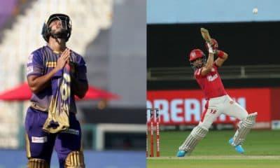 Hats off for turning up: Tendulkar lauds Nitish Rana, Mandeep Singh