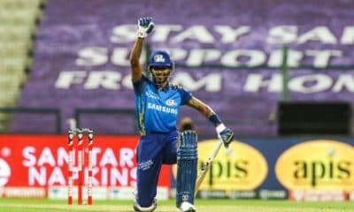 IPL 2020: Hardik Pandya takes a knee in support of 'BLM' movement