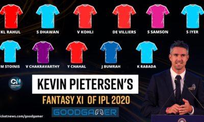 Kevin Pietersen's GoodGamer Fantasy XI of the season