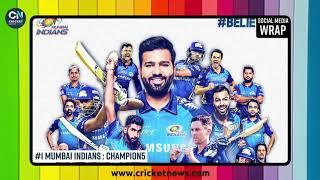 Indian T20 League 2020: A season of social media sensation!
