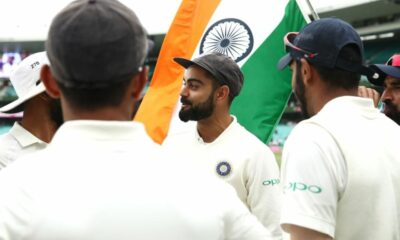 Give credit to Virat for the team's self-belief, character: Shastri