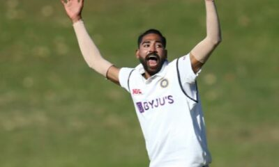 I want to carry forward confidence gained in Australia says Mohammed Siraj