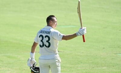 AUS vs IND, 4th Test: India hang on despite Labuschagne ton on Day 1