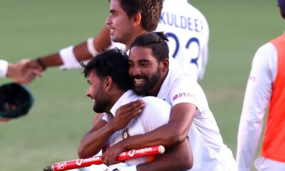Gabba fairytale: India showcase an exhibition of grit and fearlessness