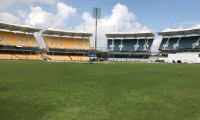 India vs England: No crowd allowed at Chepauk for first two Tests