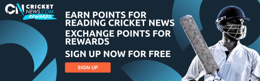 Cricket news rewards, cricketnews, betway