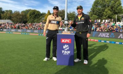 New Zealand vs Australia, 1st T20: When and where to watch