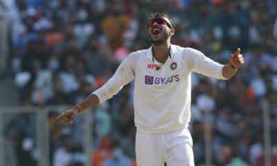 India on driver's seat after Axar, Ashwin restrict England to 205