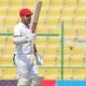 Hashmatullah Shahidi's record double ton gives Afghanistan advantage against Zimbabwe in the second Test