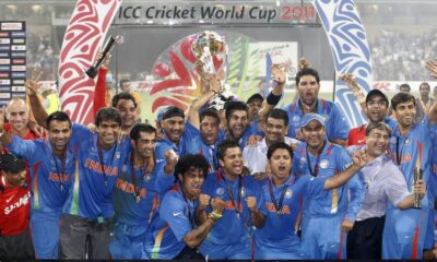 India's journey to ICC World Cup 2011 win