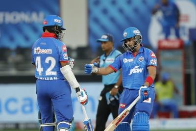 DC openers, Shikhar and Prithvi