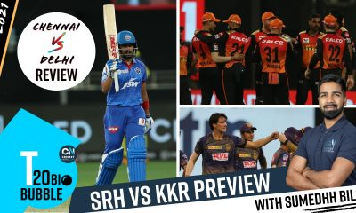 WATCH – Chennai vs Delhi Review: Shaw and Shikhar run riot + Hyderabad vs Kolkata Preview