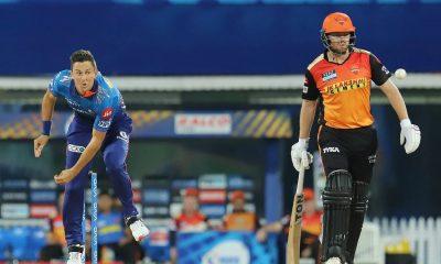 IPL 2021: Boult, Chahar strike as MI beat SRH by 13 runs