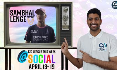 RCB are no. 1, MSD & CSK marking a return & more at T20 League This Week @ Social