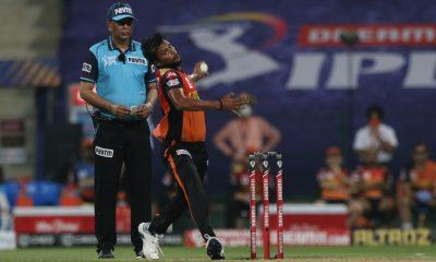 T Natarajan out of IPL 2021 due to knee injury