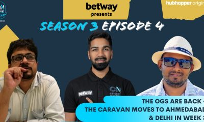 WATCH- S3 E4: RCB & CSK on top | Betway Presents The Cricketnews.com Podcast with Sumedhh Bilgi |