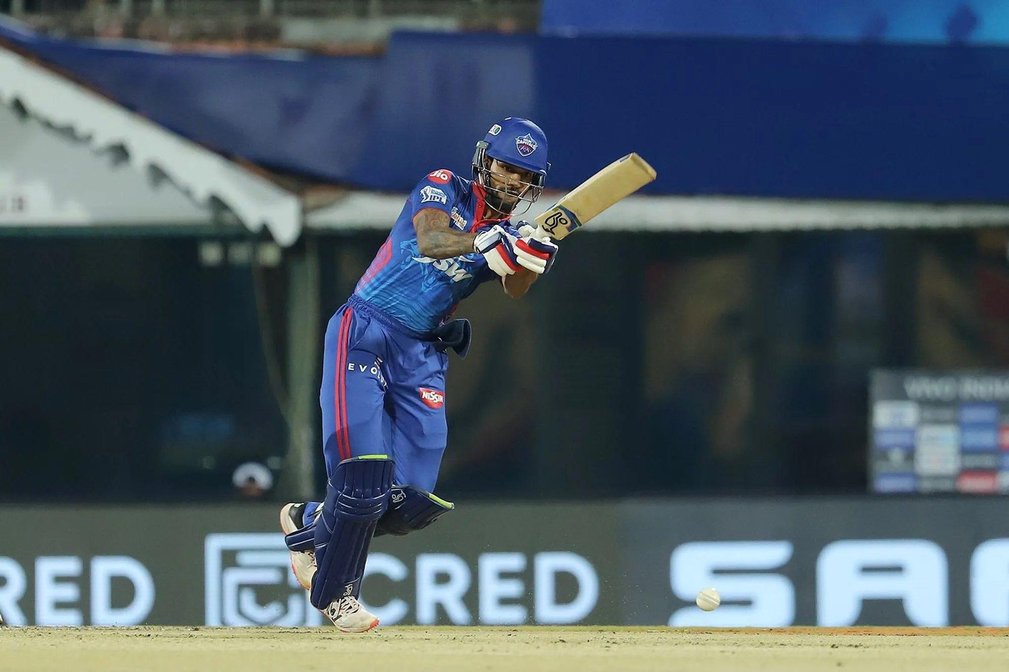 Dhawan, Patel maintain Orange, Purple Cap top spots.(photo:BCCI/IPL/Not for sale)