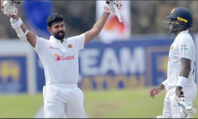 Sri Lanka vs Bangladesh, 2nd Test, Day 2: Dickwella's counterattack pushes the host to the driving seat