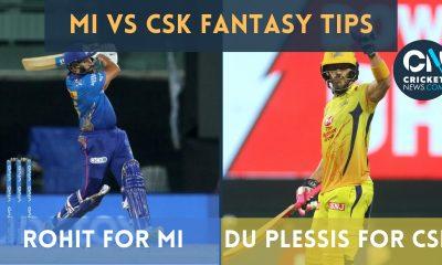 MI vs CSK: अपनी FANTASY टीम में इन तीन खिलाड़ियों को चुनें! | Blitzpools Cricketnews Fantasy Scout