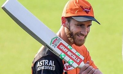 SRH could get Kane Williamson boost very soon. ( Credit : BCCI/IPL) (Not for sale)