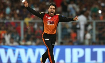 DC will have to guard against SRH's Rashid Khan: Kaif.(photo:BCCI/IPL/Not for sale)