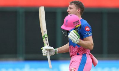 Buttler's maiden T20 ton leads RR to 55-run win over SRH (Lead ( Credit : BCCI/IPL) (not for sale)