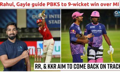 KL Rahul & co. grab a SURPRISE win vs MI + Rajasthan vs Kolkata Preview   IPL 2021  