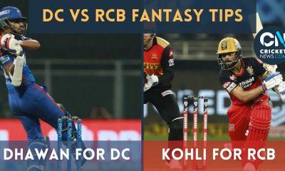 दिल्ली v बैंगलोर, मैच २२ Fantasy Preview:  RCB के लिए विराट कोहली एक बड़ी पारी खेल सकते हैं |