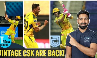 THREE REASONS why CSK are on TOP of the table! | csk stats | jadeja | dhoni | IPL 2021 | Cricketnews