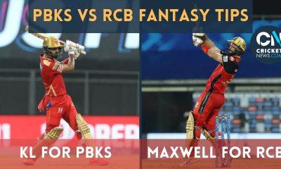 PBKS vs RCB- अपनी FANTASY टीम में इन तीन खिलाड़ियों को चुनें! | Blitzpools Cricketnews Fantasy Scout