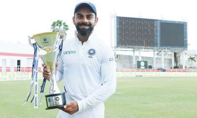 Daily cricket digest, 23 May: Warner hails Virat Kohli, Bangladesh end 10-match losing streak, and more