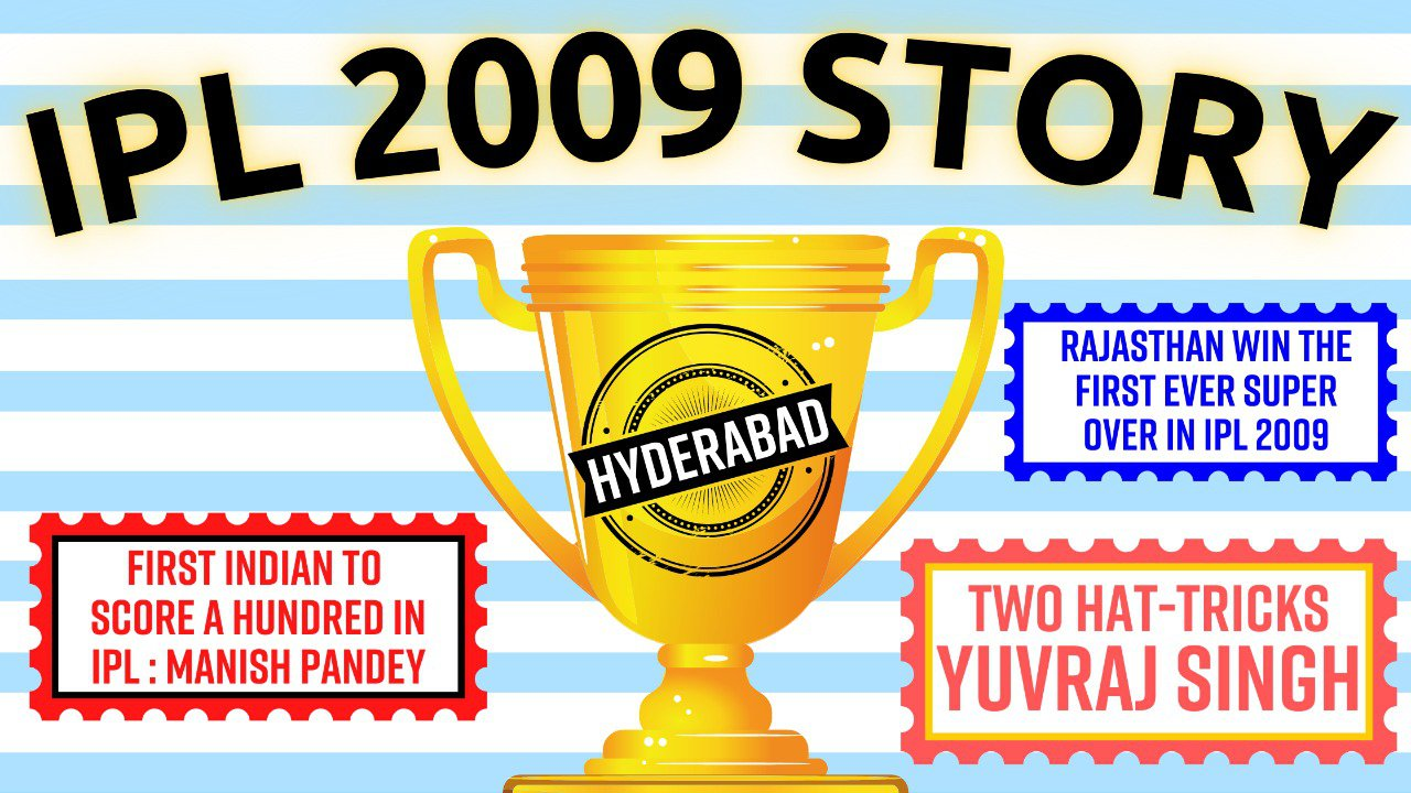 Pause, rewind, reminisce   The IPL 2009 story: A season of grand comebacks, captaincy shuffles and low-scoring thrillers