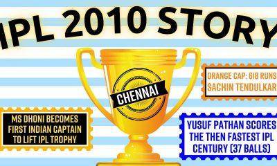Pause, Rewind, Reminisce | The IPL 2010 Story: Bottling of Mumbai, Rising of Chennai, and many more